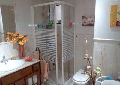 reforma de baño, cambio bañera por plato de ducha