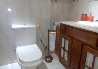reforma de baño, wc