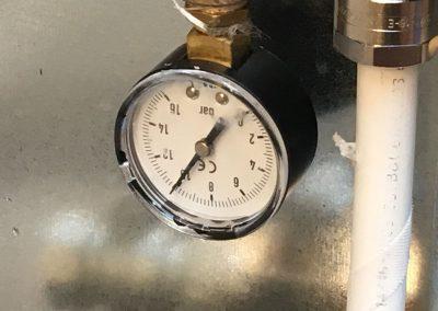 presion instalación suelo radiante multicapa